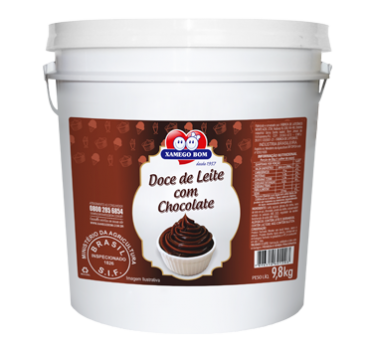 Dulce de Leche with Chocolate