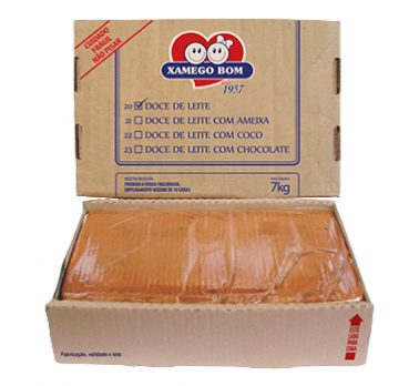 Dulce de Leche in Box
