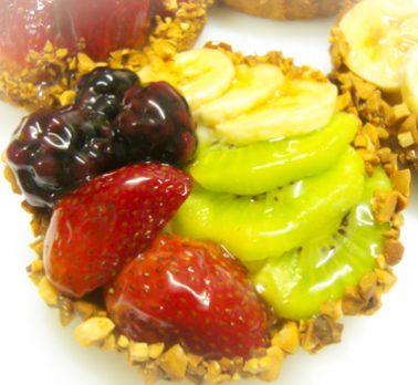Tortilha de Frutas