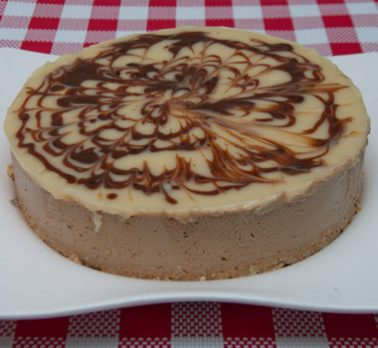 Torta Mousse de Capuccino