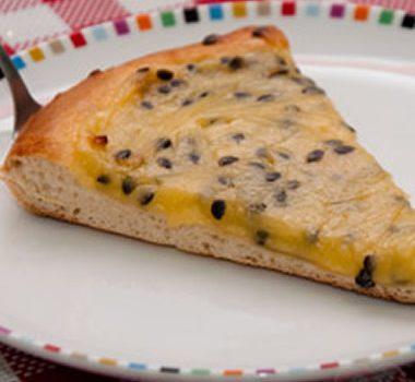 Pizza de Maracujá