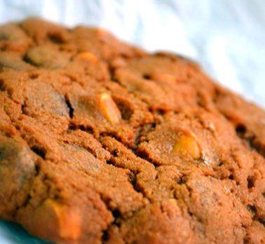 Cookies de Chocolate e Castanhas