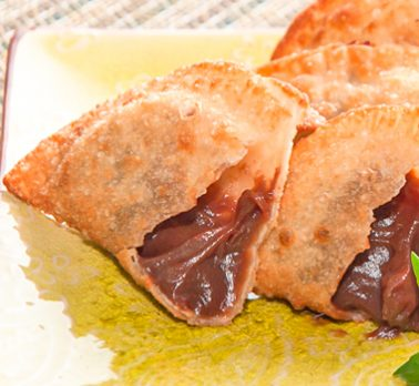 Pasteis de Brigadeiro Pizzaiolo