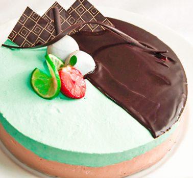Torta de Chocomenta