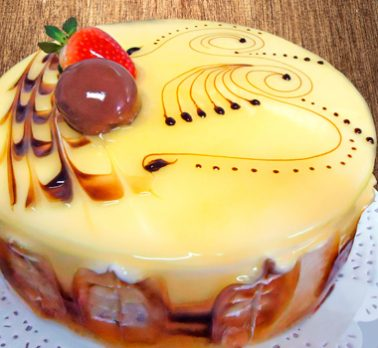 Torta Mousse de Leite Condensado
