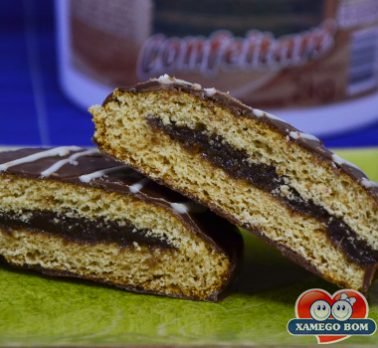 Alfajor de Chocolate