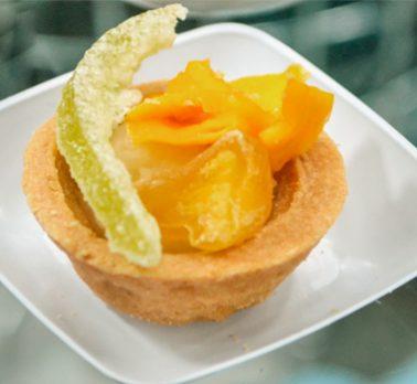 Tartellete de Beijinho e Frutas Secas