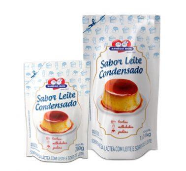 Sobremesa Láctea Sabor Leite Condensado – Pouch