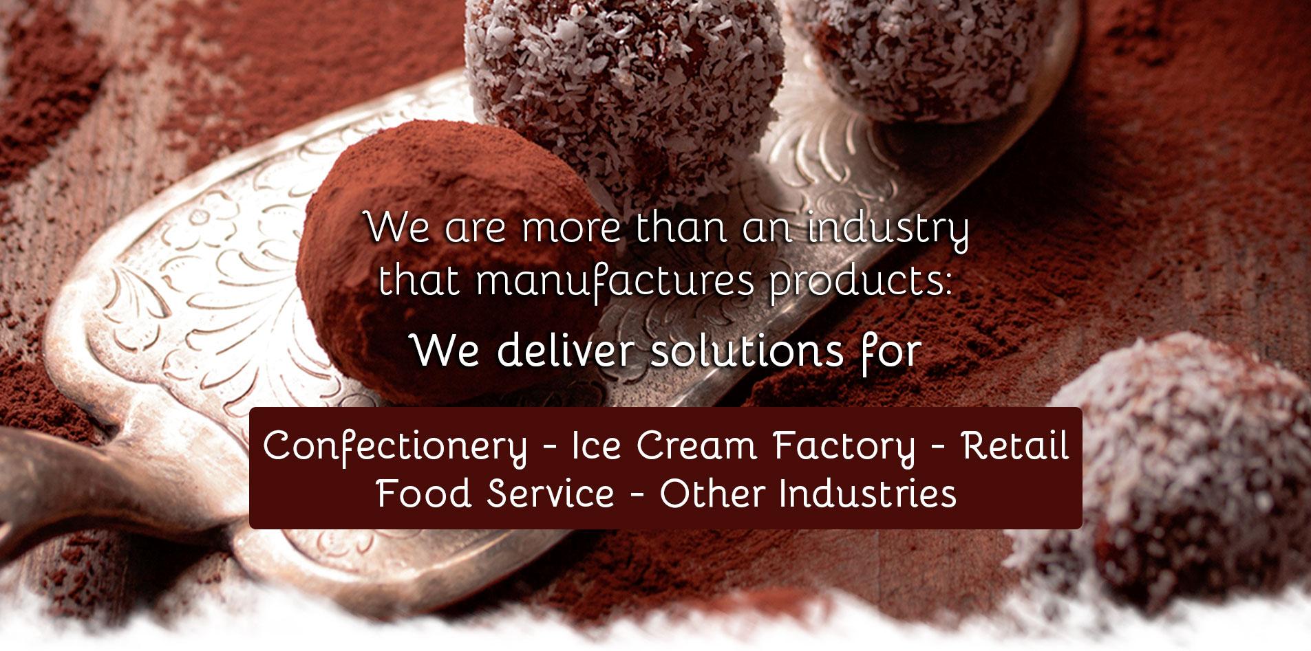 Somos mais que uma indústria