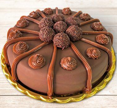 Bolo Maravilhoso de Chocolate