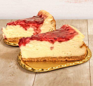 Cheesecake Delicioso de Morango